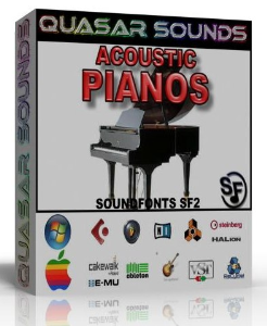Acoustic Piano Samples – Wav Kontakt Reason Logic | Music | Soundbanks