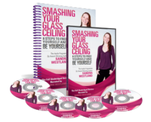 Smashing Your Glass Ceiling Audio Programme | Audio Books | Self-help