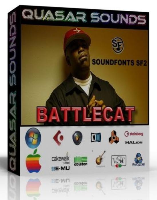 First Additional product image for - Battlecat Samples Kit Wave Kontakt Reason Logic Halion
