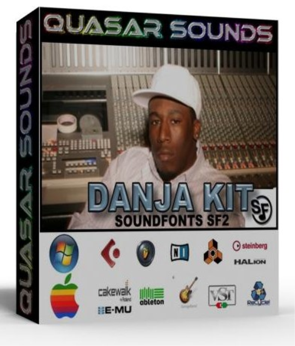 First Additional product image for - Danja Samples Kit Wave Kontakt Reason Logic Halion