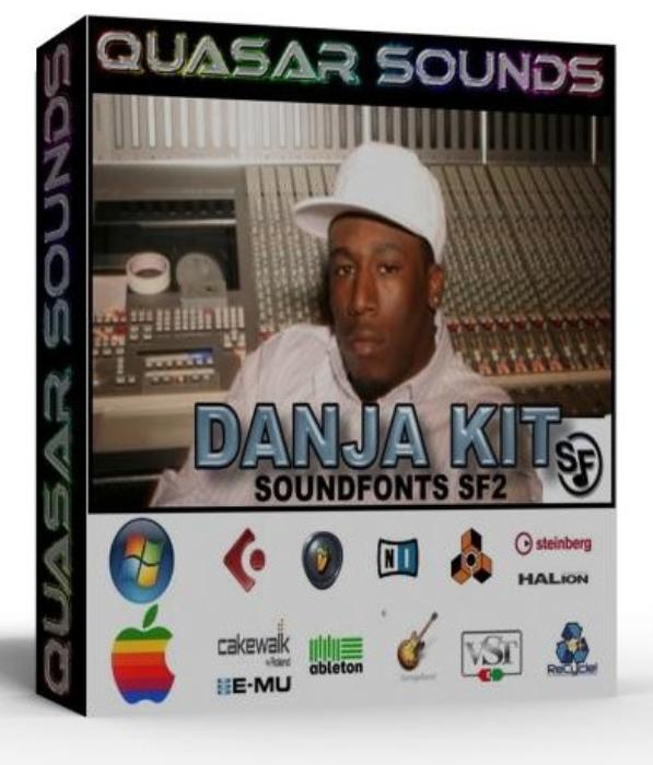 First Additional product image for - Danja Samples Kit Wave Kontakt Reason Logic Halion