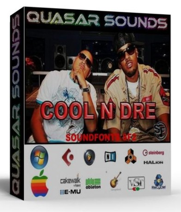 First Additional product image for - Cool N Dre Samples Wave Kontakt Reason Logic Halion