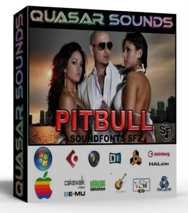 First Additional product image for - Pitbull Samples Wave Kontakt Reason Logic Halion