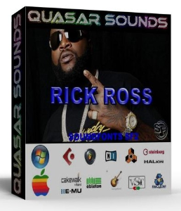 Rick Ross Samples Wave Kontakt Reason Logic Halion | Music | Soundbanks