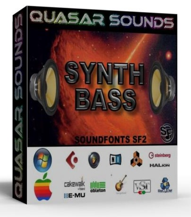 First Additional product image for - Synth Bass Patches Samples Wave Kontakt Reason Logic Halion