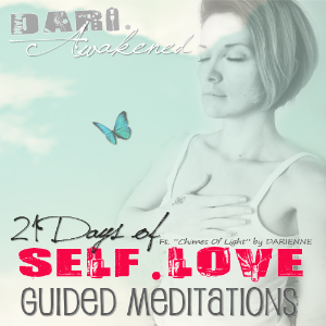 21 days of self-love guided meditations