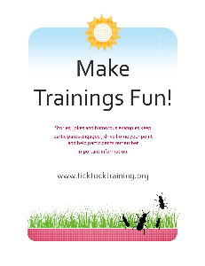 Make Trainings Fun | Other Files | Everything Else