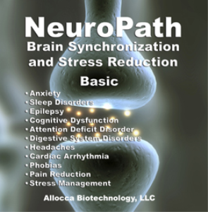 neuropath brain synchronization and stress reduction - basic