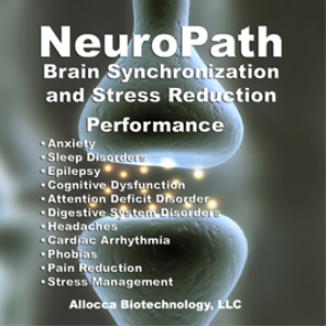 neuropath brain synchronization and stress reduction - performance