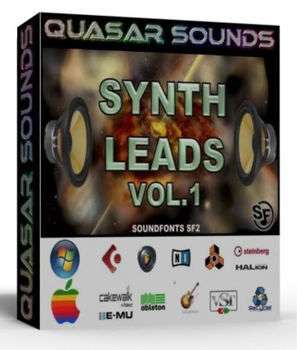 First Additional product image for - Synth Leads Patches – Wave Kontakt Reason Logic Halion