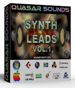 Synth Leads Patches – Wave Kontakt Reason Logic Halion | Music | Soundbanks
