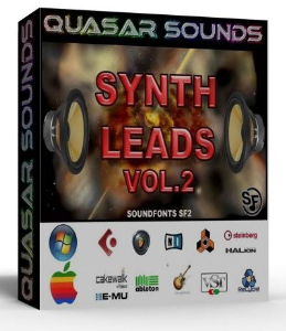 Synth Leads Vol. 2 – Wave Kontakt Reason Logic Halion | Music | Soundbanks