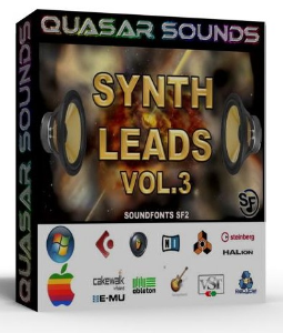 Synth Leads Vol.3 Wave Kontakt Reason Logic Halion | Music | Soundbanks