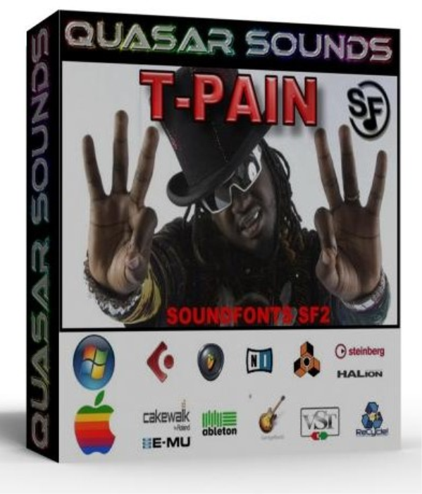 First Additional product image for - T Pain Samples Wave Kontakt Reason Logic Halion