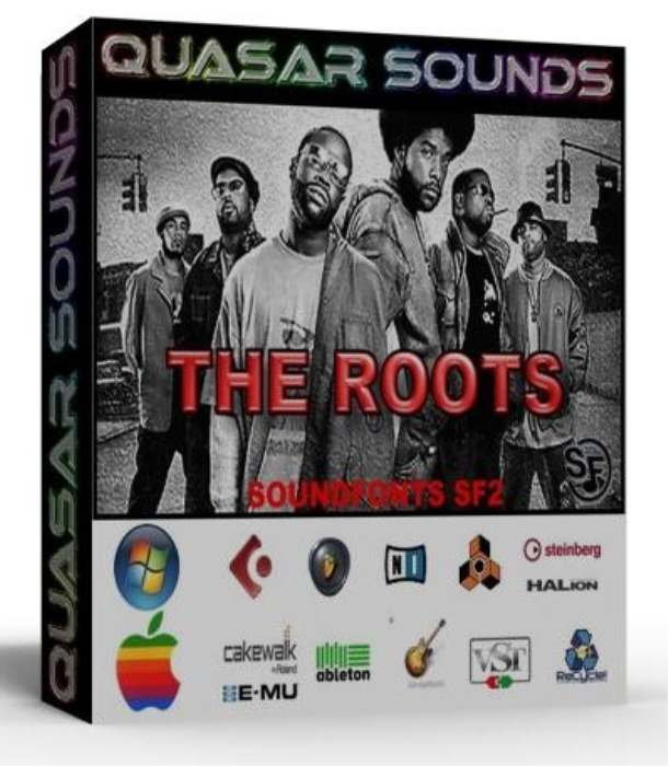 First Additional product image for - The Roots Samples Wave Kontakt Reason Logic Halion