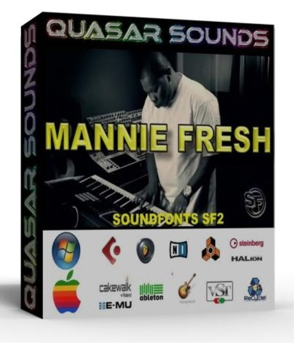First Additional product image for - Mannie Fresh Samples Wave Kontakt Reason Logic Halion