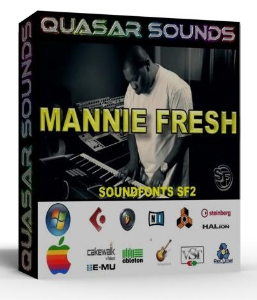 Mannie Fresh Samples Wave Kontakt Reason Logic Halion | Music | Rap and Hip-Hop
