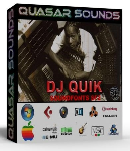 Dj Quik Samples Wave Kontakt Reason Logic Halion | Music | Rap and Hip-Hop