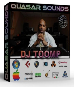 Dj Toomp Samples Kit Wave Kontakt Reason Logic Halion | Music | Rap and Hip-Hop