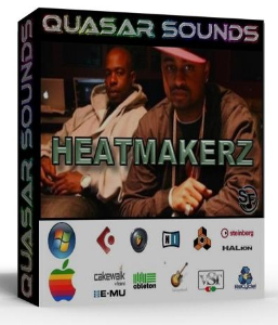 Heatmakerz Samples Wave Kontakt Reason Logic Halion | Music | Rap and Hip-Hop