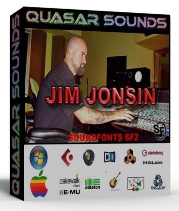 First Additional product image for - Jim Jonsin Samples Wave Kontakt Reason Logic Halion
