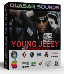 Young Jeezy Samples Wave Kontakt Reason Logic Halion | Music | Rap and Hip-Hop