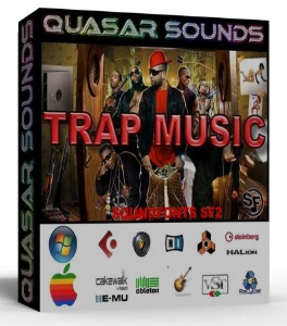 Trap Music Sample Kit – Wave Kontakt Reason Logic Halion | Music | Rap and Hip-Hop