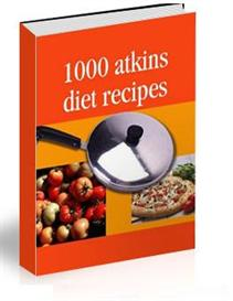 1000 Atkin's Diet Recipes - Lose weight the easy way! | Audio Books | Food and Cooking