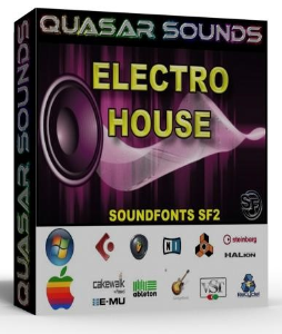 Electro House Samples – Wav Kontakt Reason Logic Halion | Music | Soundbanks