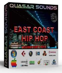 East Coast Hip Hop – Wave Kontakt Reason Logic Halion | Music | Rap and Hip-Hop