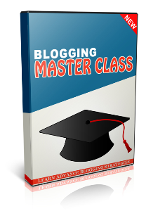 blogging master class - video plr