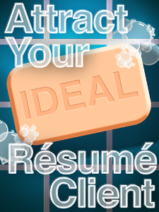 attract your ideal resume client