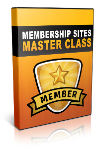 membership sites master class - video plr