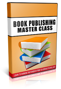 book publishing master class - video plr
