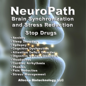 neuropath brain synchronization and stress reduction - stop drugs