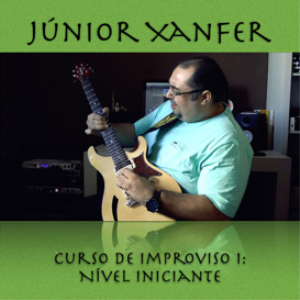 Curso de Improviso I: Nivel Iniciante com Junior Xanfer | Music | Backing tracks