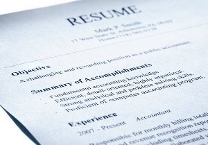 6-second resume guide and sample resume