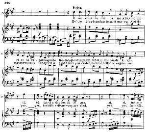 Il vecchiotto cerca moglie. Soprano Aria (Bertha). G. Rossini: Il barbiere di Siviglia (The Barber of Seville), Vocal Score. Ed. Schirmer, it/engl. (1900)   eBooks   Sheet Music