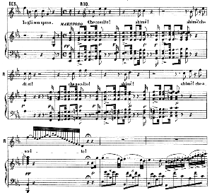 Che ascolto...Ah come mai non senti pietà  (Rodrigo). Accompanied Recitative and Aria for Tenor. G. Rossini: Otello, Act. 2, Sc. 1. Vocal Score. Ed. Ricordi. 1874, italian. | eBooks | Sheet Music