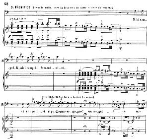 Miei rampolli femminini. Aria for Bass (Don Magnifico). G. Rossini: La cenerentola, Vocal Score. Ed. Ricordi. 1878, italian.   eBooks   Sheet Music