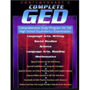 2014 ged book