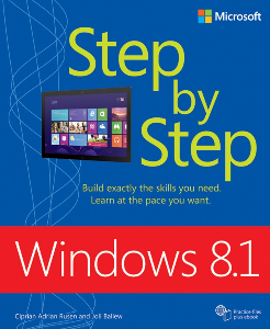 microsoft windows 8.1 step by step
