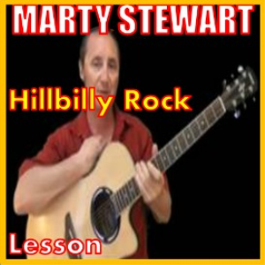 learn to play hillbilly rock by marty stewart
