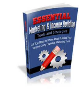essential marketing & income building