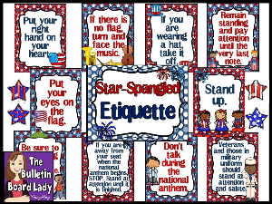 Star-Spangled Etiquette | Other Files | Everything Else