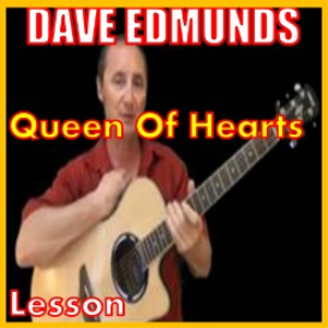 learn to play queen of hearts by dave edmunds
