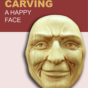 carving a happy face