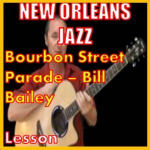 Learn to play Bouboun Street Parade/Bill Bailey | Movies and Videos | Educational