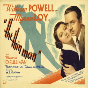 the thin man (1934) - movie crime comedy .mp4 download
