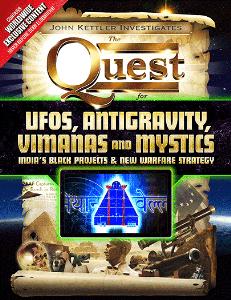 ufos, antigravity, vimanas & mystics